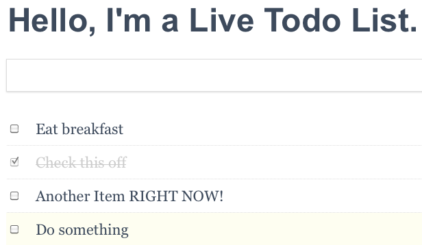 Thingler Creates Real-Time Collaborative Lists