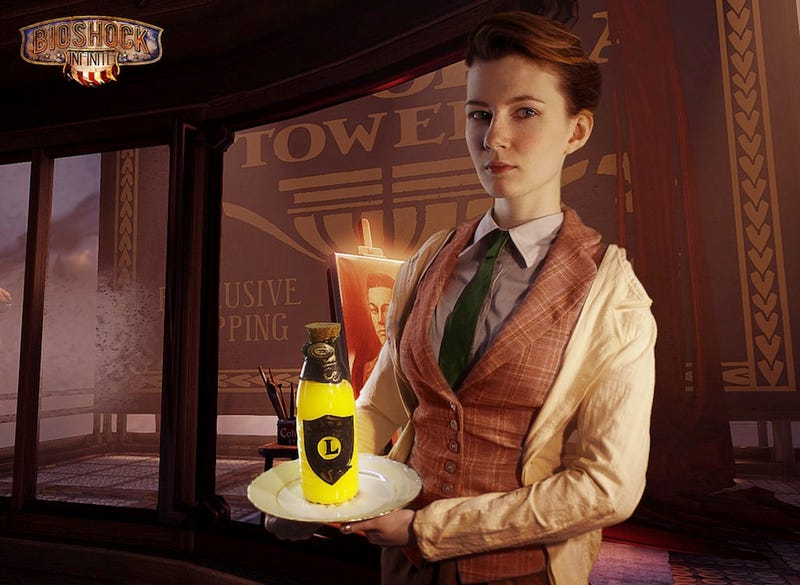 BioShock Infinite's Mysterious Physicist Gets Some Great Cosplay