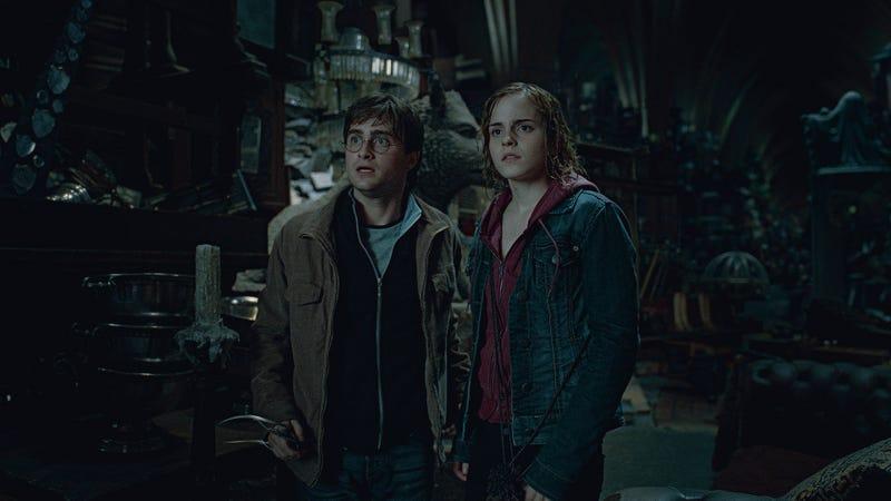 More Harry Potter promo photos
