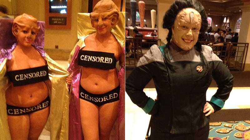 Live Long and Look Awesome: The Best Cosplay From Star Trek Las Vegas