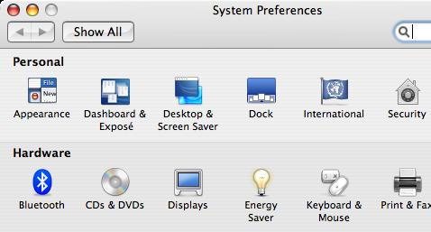 Top 10 Mac OS X tweaks
