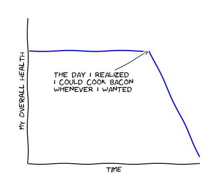 XKCD style plots