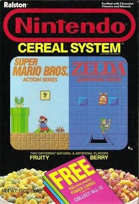 Kotaku 'Shop Contest: Next-Gen Cereal System Edition