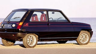 Words Cannot Describe How Much I Want This Renault 5 Alpine