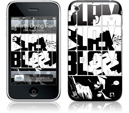 Frank Miller GelaSkins iPhone Cases and Laptop Skins Make Me Want To Watch Sin City Again