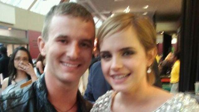 Emma Watson Meets Her Gay Porn Doppleganger