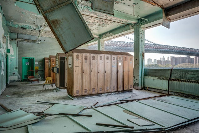 One Last Look at Brooklyn's Disappearing Domino Sugar Refinery