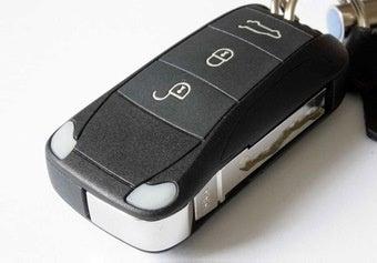 The Porsche Panamera Has A...