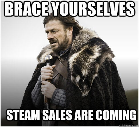 Steam Sales and You: What You Should Know