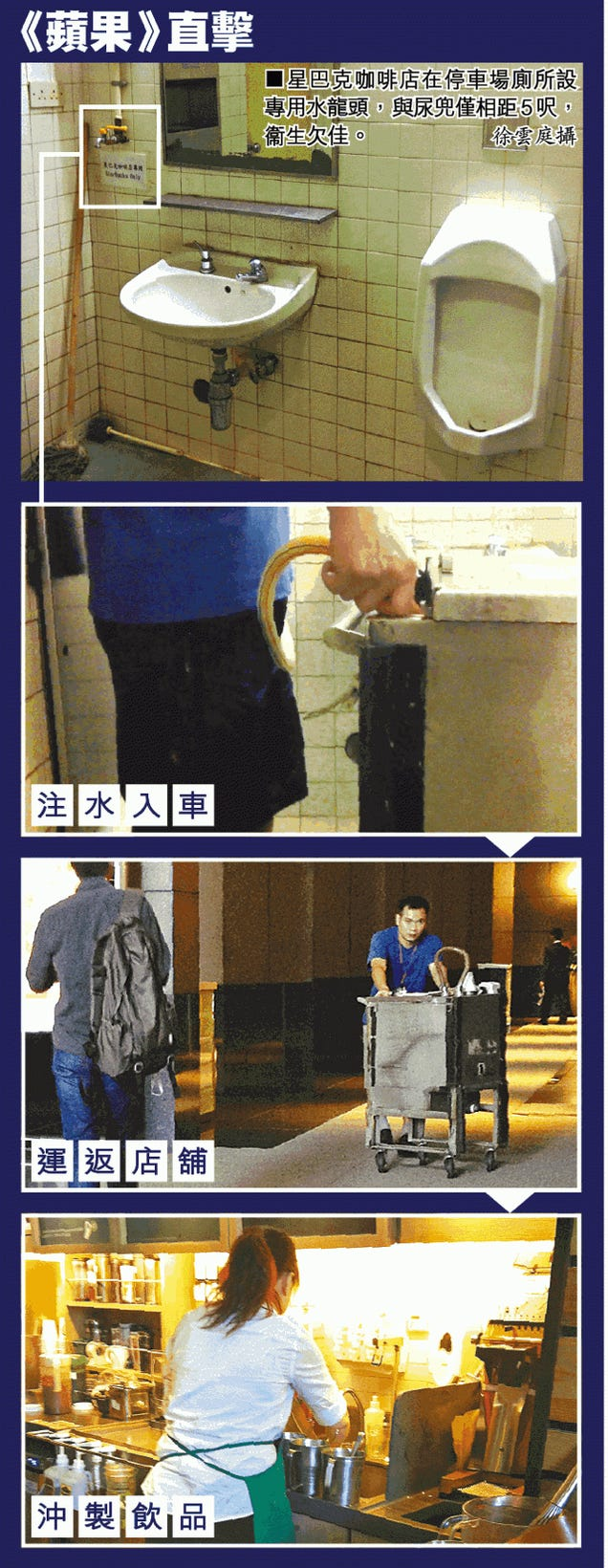 "Hong Kong Starbucks Used ""Toilet Water"" To Make Coffee"