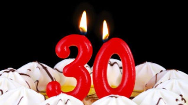 Др 30 лет поздравления