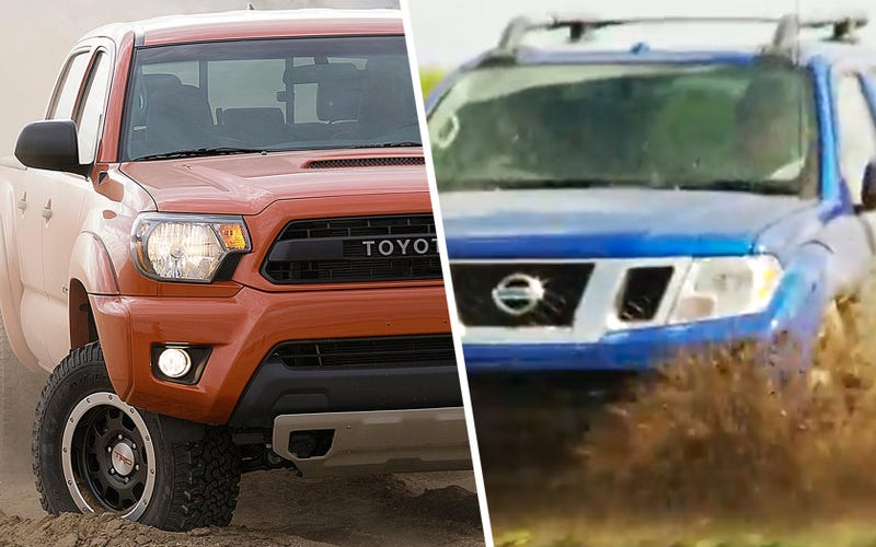 How Should We Make The Nissan Frontier Toyota Tacoma