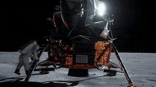 New Simulation Offers Definitive Proof the Moon Landing Was Not Fake