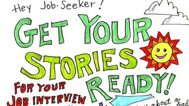 Prepare These 15 Stories for Your Next Job Interview