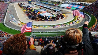 NASCAR Decries Indiana Anti-Gay Law