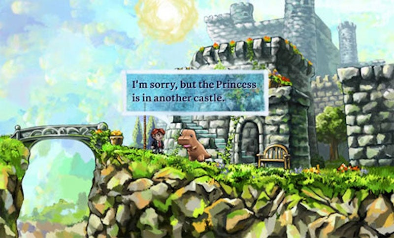 Braid Review: Time, Time, Time, See What You've Done To Me?