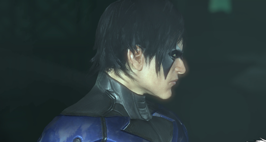 The Sensational Character Find of 2011: Nightwing in Arkham City