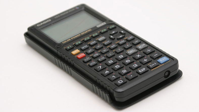 The Best Criminal Get-Rich Scheme? Selling Stolen Graphing Calculators