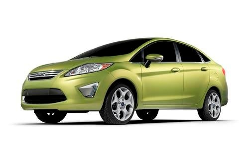 2011 Ford Fiesta Exterior Gallery