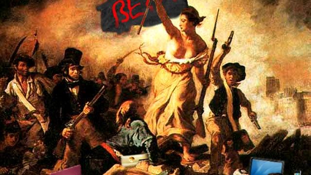 A Call for Revolution Against Beta Culture