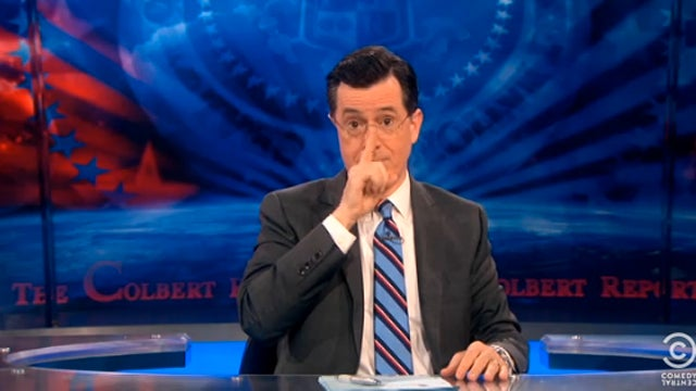 See Stephen Colbert's Sweet Message to His Sick Mom