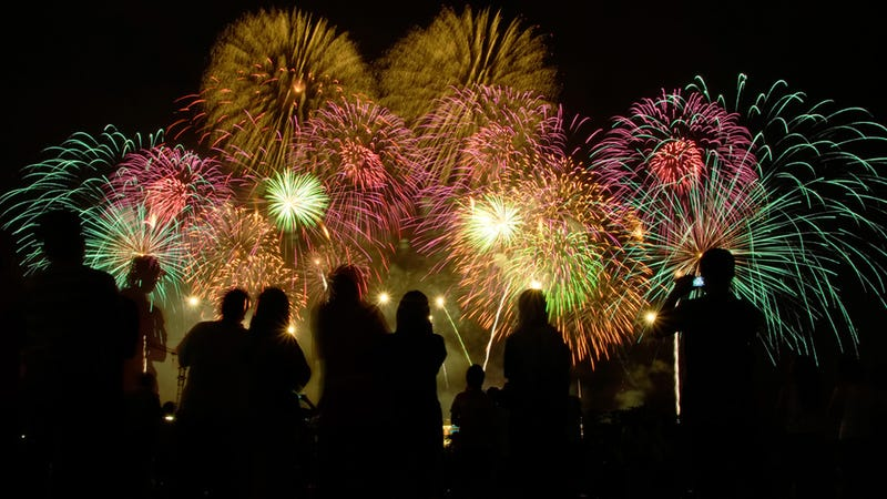 Some Fireworks Safety Tips for Tonight