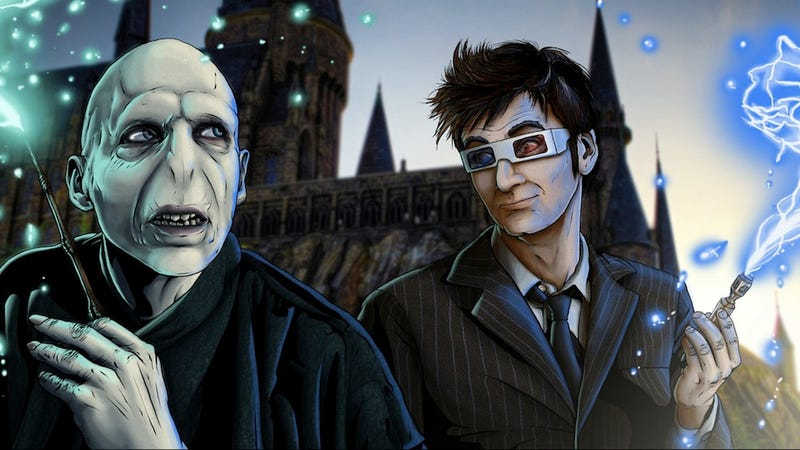 "Russell T. Davies' new show will be ""Doctor Who meets Harry Potter"""