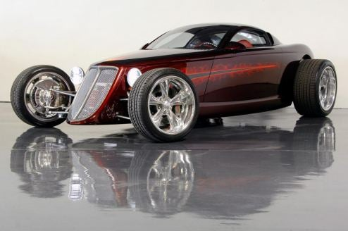 Foose Coupes Start Hitting The Road