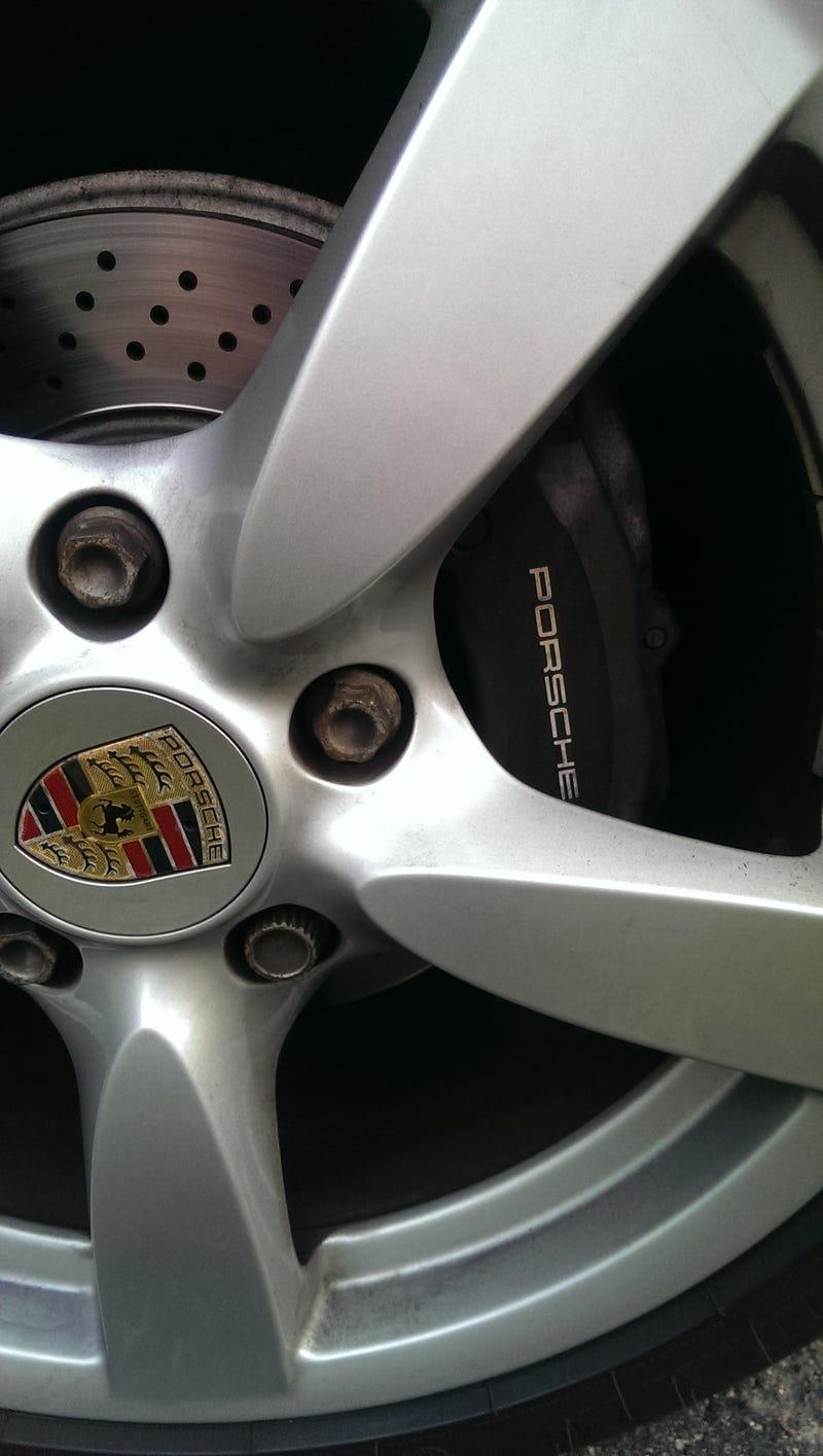 My (short) Porsche Story