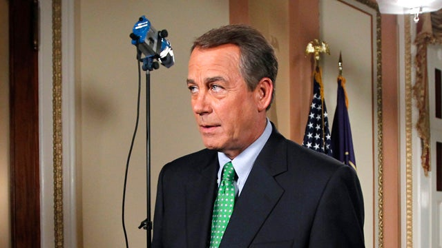 It's John Boehner's Big Day