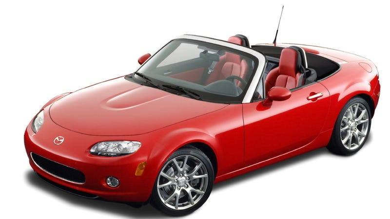 The Next Mazda MX-5 Roadster Will Spawn An Alfa Romeo