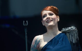 "Ana Matronic: ""I Don't Identify With Stereotypical Notions Of Femininity"""