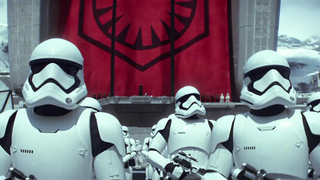 This Might Be Our First Look At <i>The Force Awakens</i>' Stormtrooper Figure