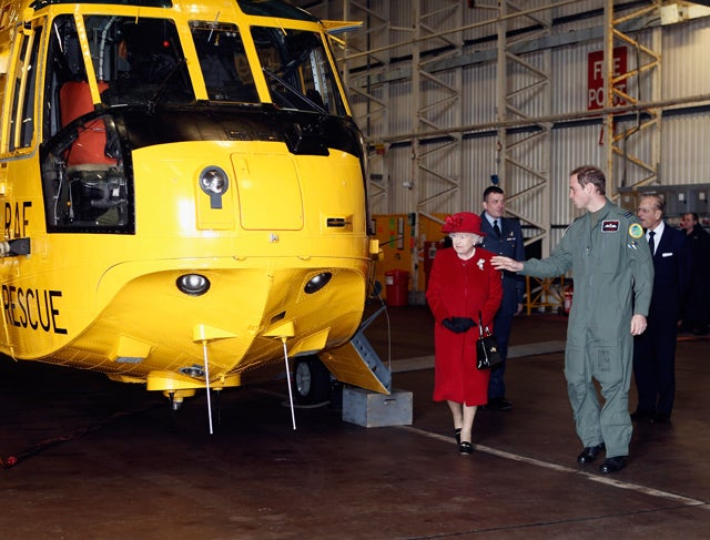 Prince William Plans To Fly Air Ambulances