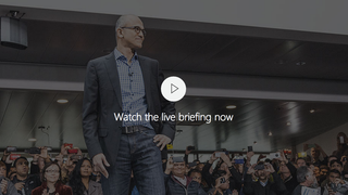 Watch the Windows 10 Keynote Live