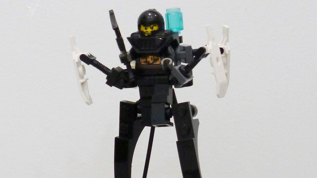 Dishonored's Probably Not Right For LEGO, But Here's Dishonored LEGO Anyway
