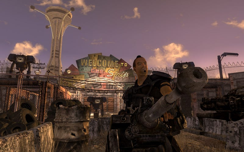 My First 30 Minutes With Fallout: New Vegas