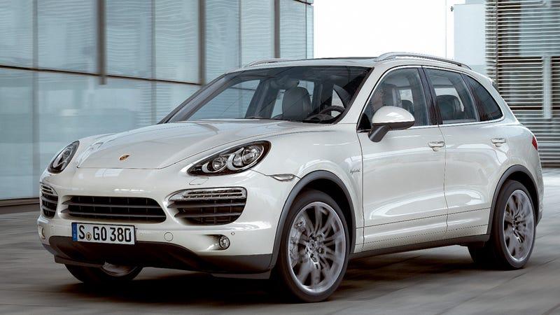 Porsche plots hybrid assault on Geneva