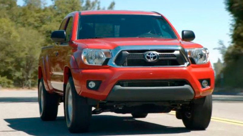 The 2012 Toyota Tacoma: Is this it?