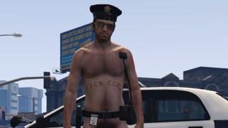 <i>GTA V's</i> Fan-Made Movies Are Getting A Little NSFW