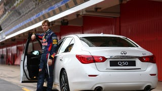 Breaking News: Infinti Director of Performance to Step Down