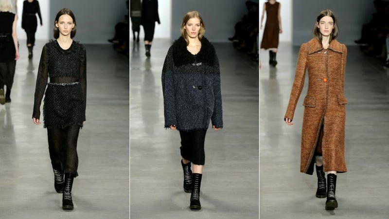 Calvin Klein, for the Depressed Factory-Worker Urchin in You