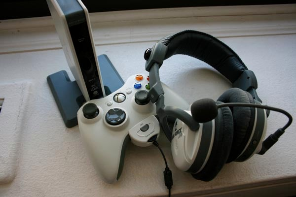 Lightning Review: Earforce X4 Xbox 360 Wireless Surround Sound Headset