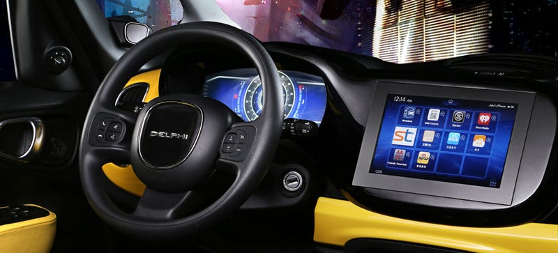 ​I've Seen The Dashboard Of The Future And It's Fantastic