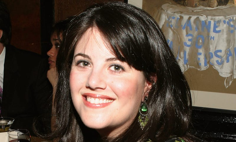 Monica Lewinsky Has Returned From the Clintons' Nightmares