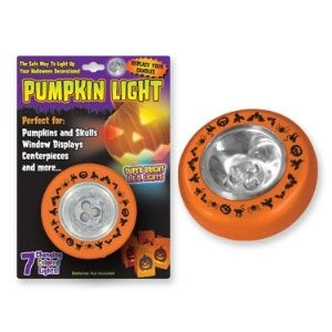 Pumpkin Illumination 101: CFLs, LEDs, and Lasers, Oh My
