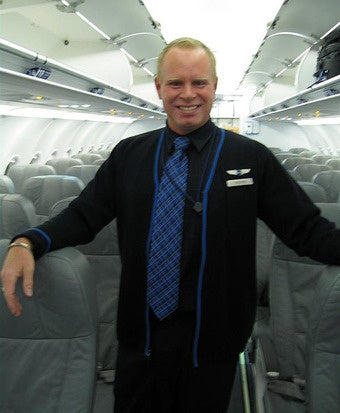 JetBlue Flight Attendant Steven Slater Is a Free Man