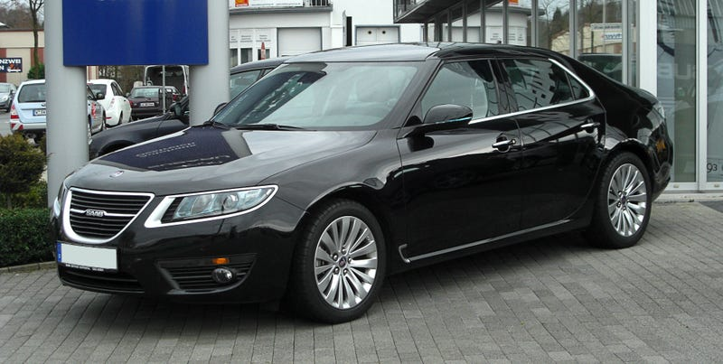 The Final Saab