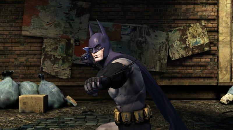 Batman's Return to Arkham City is Triumphant, But Short