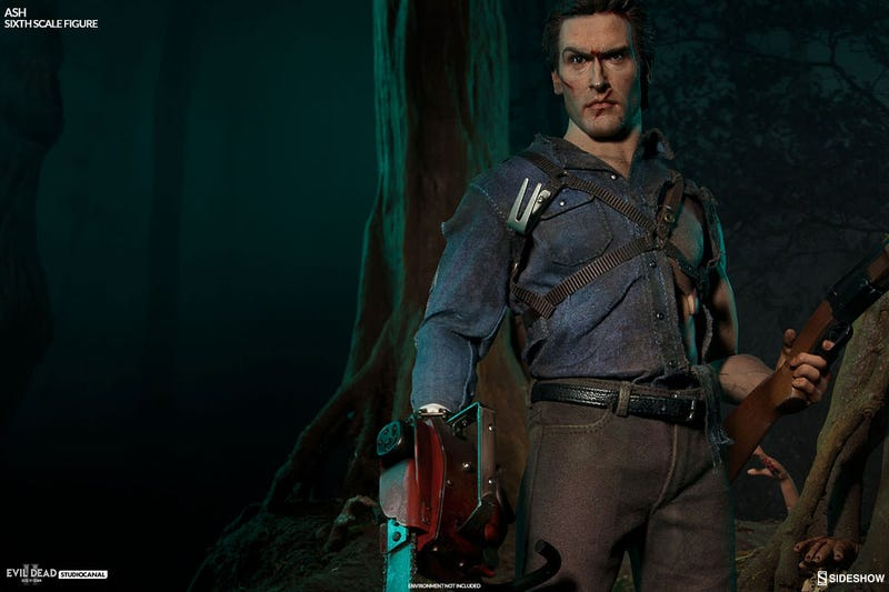 "Yes, You're Allowed to Describe This Evil Dead II Figure As ""Groovy"""